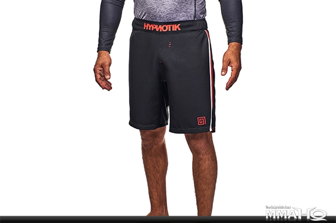 Hypnotik Splice Fight Shorts - Black